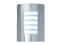 Fingal Stainless Steel IP54 Outdoor Wall Light