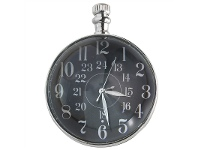 LivingStyles New Times Eye of Time Clock