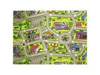 LivingStyles City Road Egyptian Made 200x200cm Kids Rug