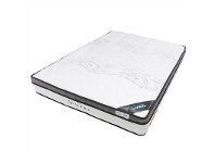 LivingStyles Somnia Spine Care Super Firm Mattress, Double
