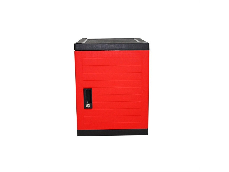 Optimus Cube with Lock, Red