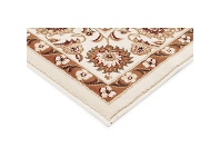LivingStyles Sydney Classic Turkish Made Oriental Rug, 290x200cm, Ivory