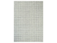 LivingStyles Tibet Bricks Modern Rug, 290x200cm, Cream