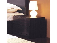 LivingStyles Mexicali 2 Drawer Bedside Table