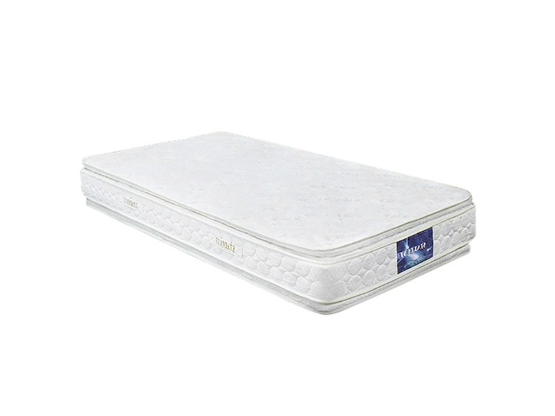 Stardust Ultra General Soft Mattress with Double-sided Pillow Top, King Single