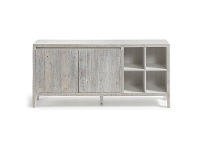 LivingStyles Woodend Reclaimed Pine Timber Sideboard
