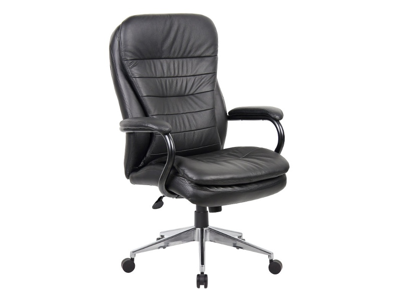 Titan Leather High Back Executive Chair