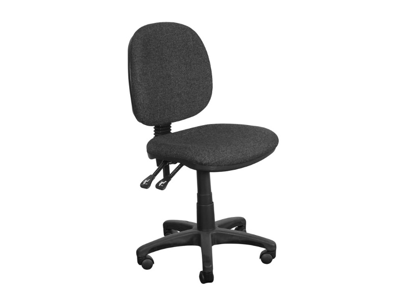 Task Fabric Office Chair, Black