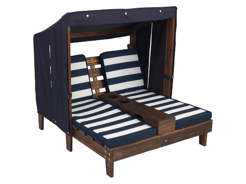 KidKraft Double Chaise Kids Sun Lounge