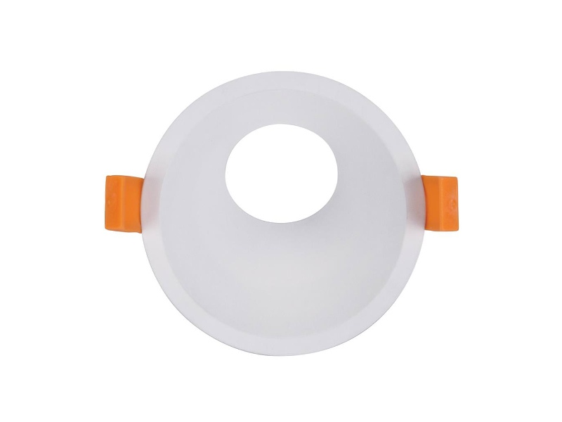 Cell Wall Washer Downlight Frame, White