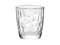 LivingStyles Bormioli Rocco Diamond Water Tumblers, Set of 6