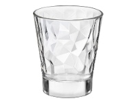 LivingStyles Bormioli Rocco Diamond Expresso Shots, Set of 6