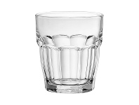 LivingStyles Bormioli Rocco Rock Bar DOF Tumblers, Set of 6