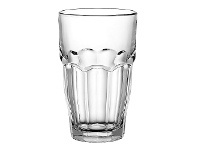 LivingStyles Bormioli Rocco Rock Bar High Ball Glasses, Set of 6