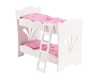 LivingStyles Kidkraft Lil Doll Bunk Bed