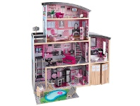 LivingStyles Kidkraft Sparkle Mansion Dollhouse