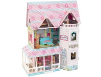 LivingStyles KidKraft Abbey Manor Dollhouse