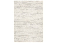 LivingStyles Broadway River Modern Rug, 200x290cm, Silver