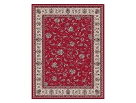 LivingStyles Shiraz Parisa Oriental Rug, 200x290cm, Red