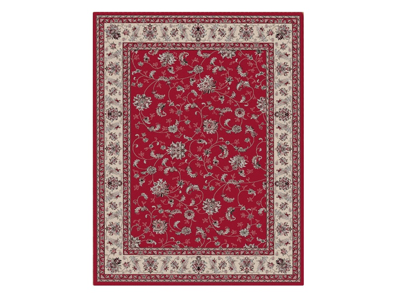 Shiraz Parisa Oriental Rug, 300x400cm, Red