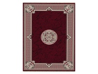 LivingStyles Shiraz Margaret Oriental Rug, 300x400cm, Red