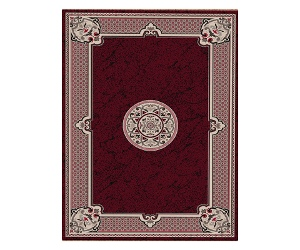 Shiraz Margaret Oriental Rug, 300x400cm, Red