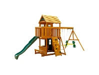 LivingStyles KidKraft Ashberry Wooden Playset