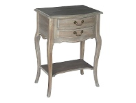LivingStyles Louis XV French Provincial Beech Timber Night Stand
