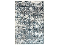 LivingStyles Kendra Yasmin Distressed Transitional Rug, 300x400cm