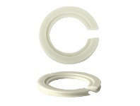 LivingStyles Oriel Lighting E27 to B22 Lampshade Adapter Ring