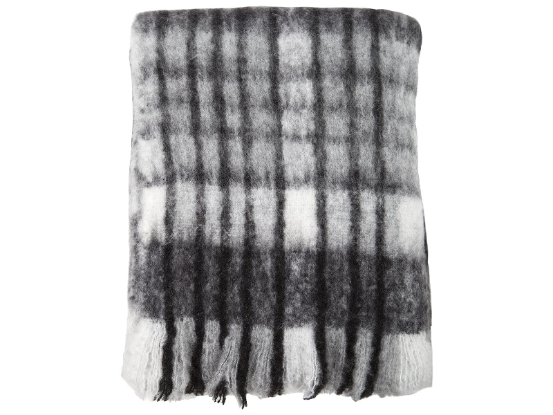 Bowen I Wool Blend Throw