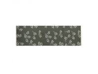 LivingStyles Olive Grove Fabric Table Runner, 150cm, Olive