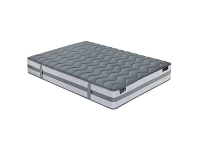 LivingStyles Nature Fresh Pocket Spring Firm Mattress, Double