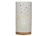 LivingStyles Reeve Ceramic Table Lamp