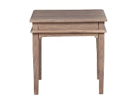 LivingStyles Noreen Wooden Side Table