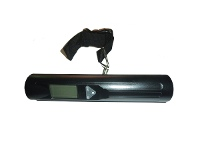 LivingStyles Abbas Electronic Luggage Scale with LED Flashlight