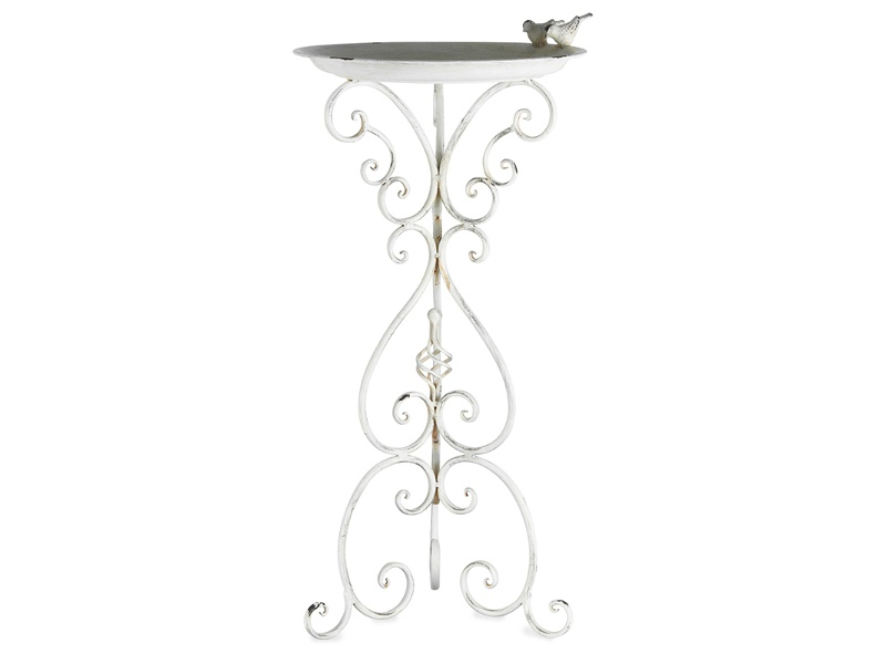Martinique Metal Bird Feeder / Bath
