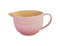 LivingStyles Chasseur La Cuisson Mixing Jug, Cherry Blossom