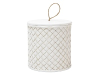 LivingStyles Rawlins Decorative Canister, Large