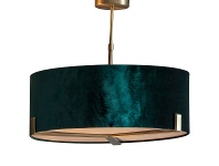 Nicholina Fabric Pendant Light