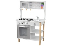 LivingStyles KidKraft All Time Play Kitchen with Accessories