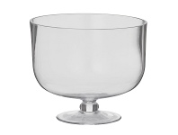 LivingStyles Cora Glass Bowl
