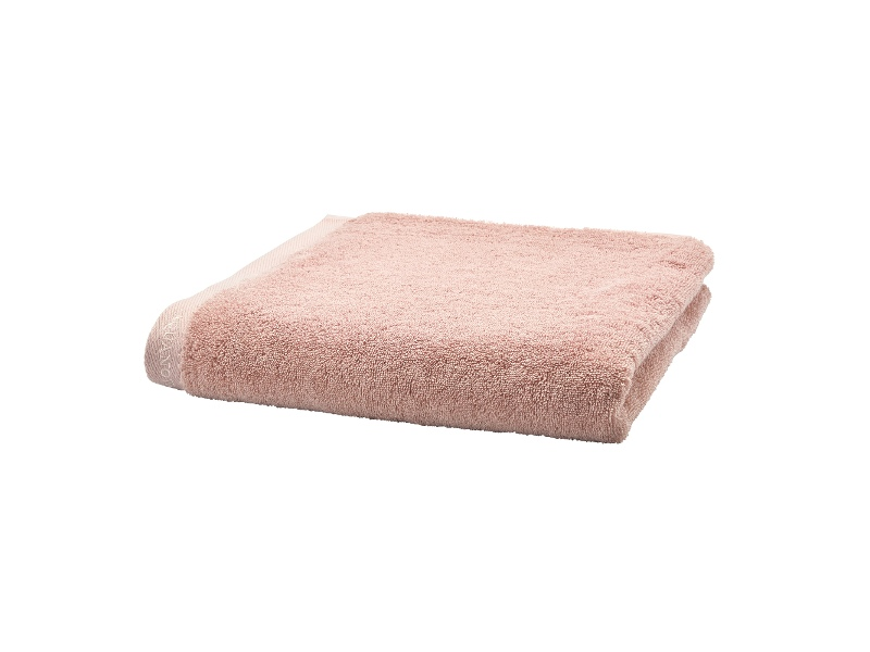 Aquanova Milan Cotton Bath Towel, Pink