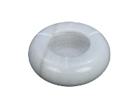 LivingStyles Maison Marble Ash Tray
