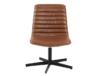 LivingStyles Kenya PU Leather Office Chair