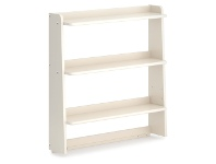 LivingStyles Boori Tidy Wooden Hutch, Cream