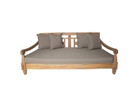LivingStyles Poltrona Teak Timber Daybed