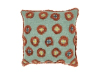 LivingStyles Circus Cotton Scatter Cushion