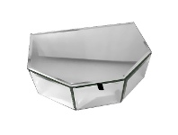 Jessica Mirrored Jewellery Box