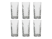 LivingStyles Ecology Remi High Ball Glass, Set of 6